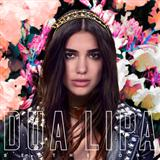 Download or print Be The One Sheet Music Notes by Dua Lipa for Piano, Vocal & Guitar (Right-Hand Melody)