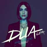 Download or print Swan Song (from Alita: Battle Angel) Sheet Music Notes by Dua Lipa for Piano, Vocal & Guitar (Right-Hand Melody)