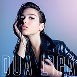 Download Dua Lipa Thinking 'Bout You Sheet Music arranged for Piano, Vocal & Guitar (Right-Hand Melody) - printable PDF music score including 6 page(s)