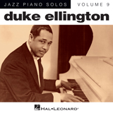 Download or print Don't Get Around Much Anymore Sheet Music Notes by Duke Ellington for Piano