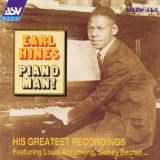 Download or print Piano Man Sheet Music Notes by Earl Hines for Piano