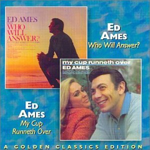 Ed Ames My Cup Runneth Over pictures