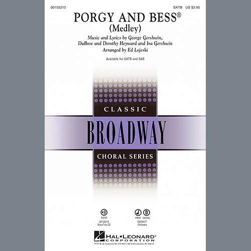 Ed Lojeski Porgy and Bess (Medley) - Full Score profile picture