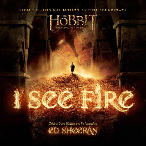 Ed Sheeran I See Fire (from The Hobbit) profile picture