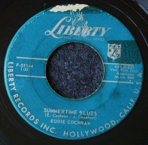 Eddie Cochran Summertime Blues profile picture