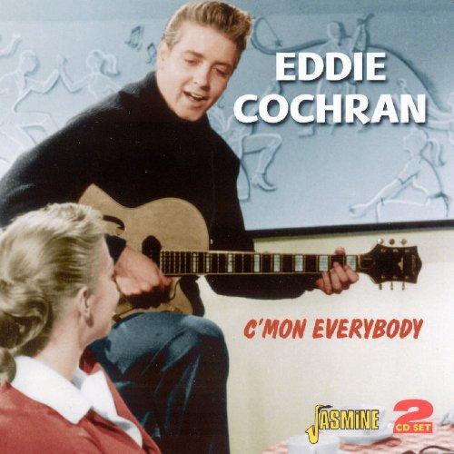 Eddie Cochran Three Steps To Heaven profile picture