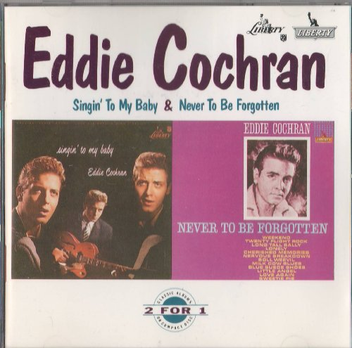 Eddie Cochran Twenty Flight Rock pictures