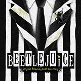 Download or print Dead Mom (from Beetlejuice The Musical) Sheet Music Notes by Eddie Perfect for Instrumental Solo – Treble Clef Low Range