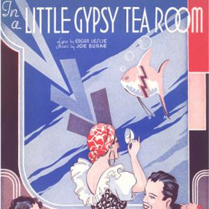 Edgar Leslie In A Little Gypsy Tea Room pictures