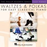 Download Edmund Koetscher Liechtensteiner Polka Sheet Music arranged for Easy Piano - printable PDF music score including 6 page(s)