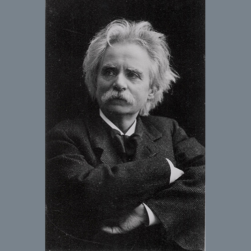 Edvard Grieg Evening in the mountains profile picture