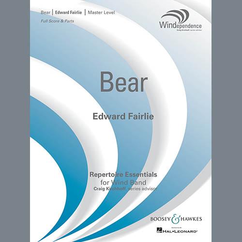 Edward Fairlie Bear - Eb Baritone Saxophone profile picture