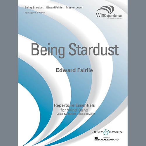 Edward Fairlie Being Stardust - Bb Bass Clarinet profile picture