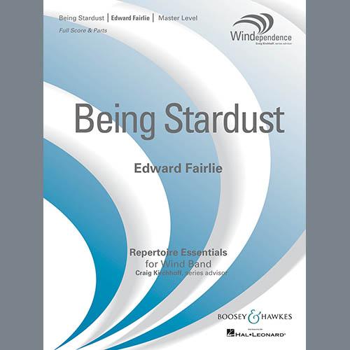 Edward Fairlie Being Stardust - Eb Alto Saxophone 1 profile picture