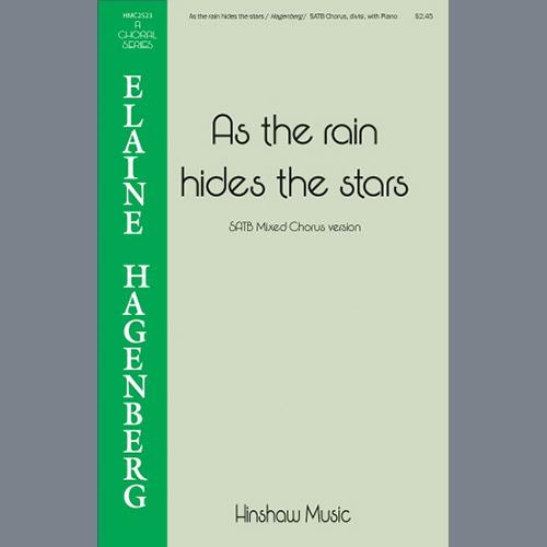 Elaine Hagenberg As The Rain Hides The Stars profile picture