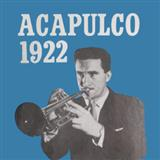 Download or print Acapulco 1922 Sheet Music Notes by Eldon Allan for Piano
