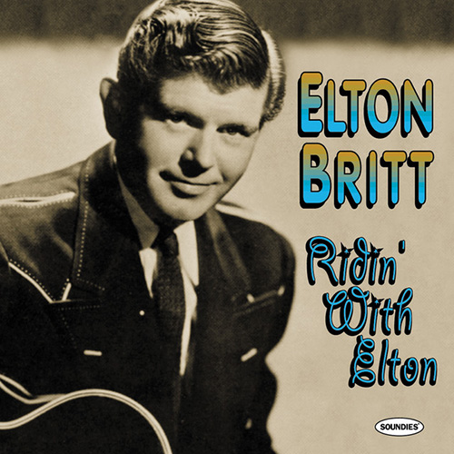 Elton Britt There's A Star Spangled Banner Waving Somewhere profile picture