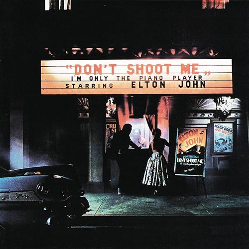 Elton John Crocodile Rock profile picture