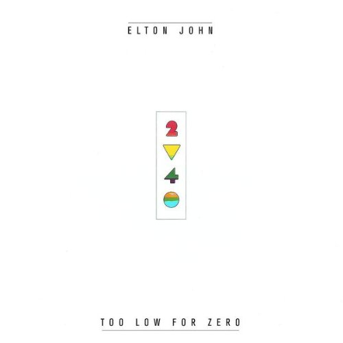 Elton John I'm Still Standing pictures