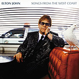 Download or print I Want Love Sheet Music Notes by Elton John for Piano