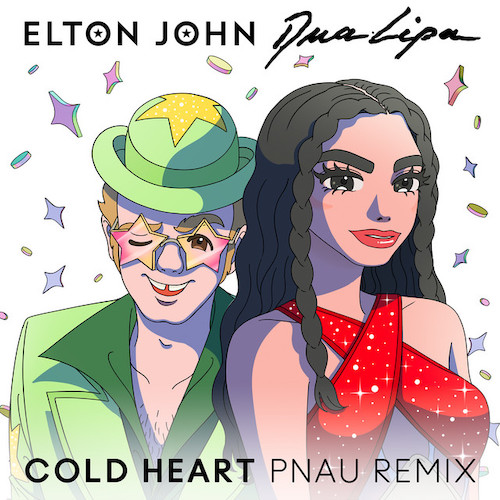 Elton John & Dua Lipa Cold Heart (PNAU Remix) profile picture