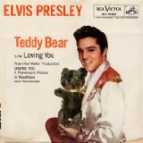Download or print (Let Me Be Your) Teddy Bear Sheet Music Notes by Elvis Presley for Piano