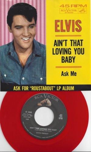 Elvis Presley Ain't That Loving You, Baby profile picture