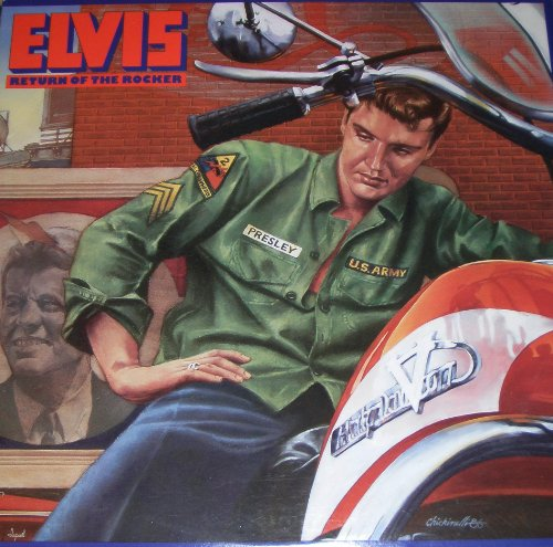 Elvis Presley (Marie's The Name) His Latest Flame profile picture