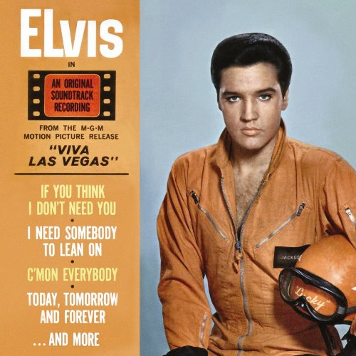 Elvis Presley I Need Somebody To Lean On profile picture