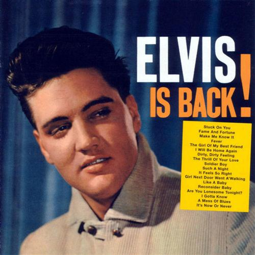 Elvis Presley It's Now Or Never profile picture