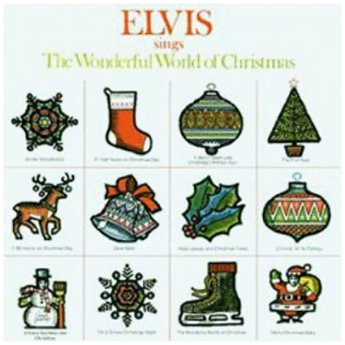 Elvis Presley The Wonderful World Of Christmas profile picture