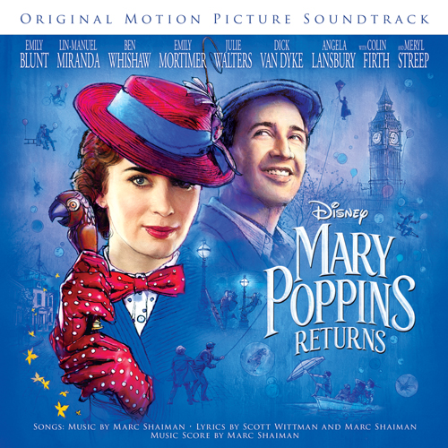 Emily Blunt The Place Where Lost Things Go (from Mary Poppins Returns) profile picture