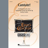 Download Emily Crocker Cantate! Sheet Music arranged for TB Choir - printable PDF music score including 10 page(s)