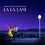 Download Emma Stone Audition (The Fools Who Dream) (from La La Land) Sheet Music arranged for Piano & Vocal - printable PDF music score including 8 page(s)