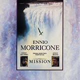 Download or print Gabriel's Oboe (from The Mission) Sheet Music Notes by Ennio Morricone for Piano