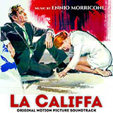 Download or print La Califfa Sheet Music Notes by Ennio Morricone for Piano