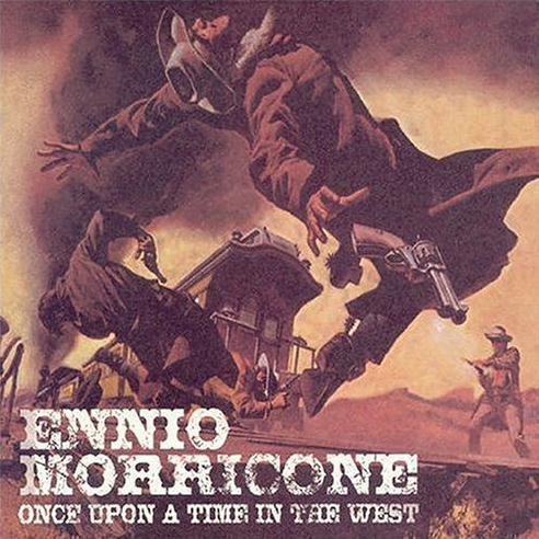 Ennio Morricone Once Upon A Time In The West (Theme) pictures