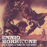 Download Ennio Morricone Once Upon A Time In The West (Theme) Sheet Music arranged for Easy Piano - printable PDF music score including 2 page(s)