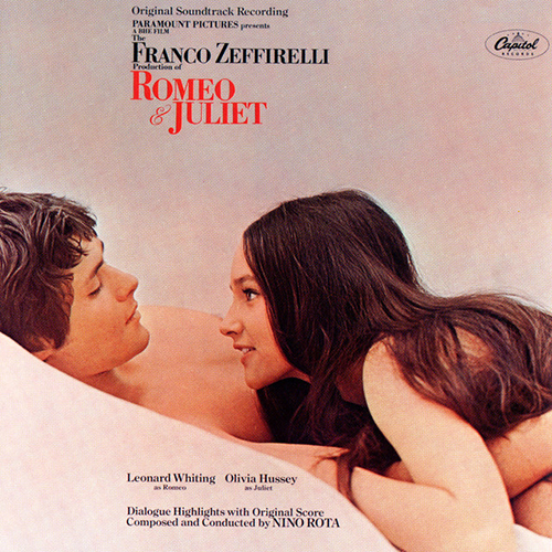 Nino Rota A Time For Us (Love Theme from Romeo And Juliet) profile picture