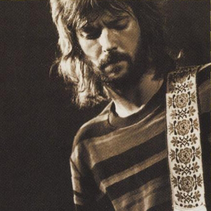 Eric Clapton Baby What's Wrong pictures