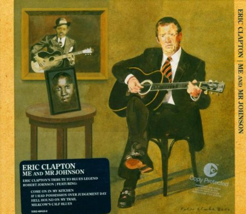 Eric Clapton Me And The Devil Blues profile picture