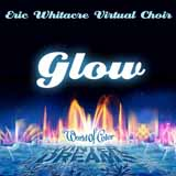 Download Eric Whitacre Glow (arr. Emily Crocker) Sheet Music arranged for TBB Choir - printable PDF music score including 8 page(s)