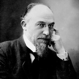 Download or print Poudre d'Or Sheet Music Notes by Erik Satie for Piano