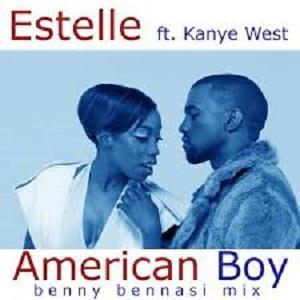 Estelle American Boy (feat. Kanye West) profile picture