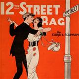 Download or print Twelfth Street Rag Sheet Music Notes by Euday L. Bowman for Piano