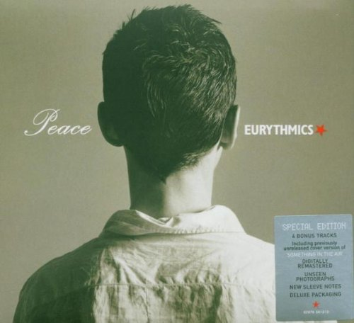 Eurythmics Peace Is Just A Word pictures