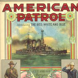 Download F.W. Meacham The American Patrol Sheet Music arranged for E-Z Play Today - printable PDF music score including 2 page(s)