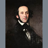 Download Felix Mendelssohn Bartholdy Wedding March Sheet Music arranged for String Solo - printable PDF music score including 11 page(s)