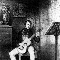 Download Ferdinando Carulli Sonatina Sheet Music arranged for Guitar - printable PDF music score including 2 page(s)