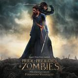 Download or print Netherfield Ball Dance One (from 'Pride and Prejudice and Zombies') Sheet Music Notes by Fernando Velazquez for Piano